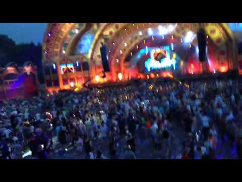Adam Beyer at Carl Cox Stage - Tomorrowland 2014 W2