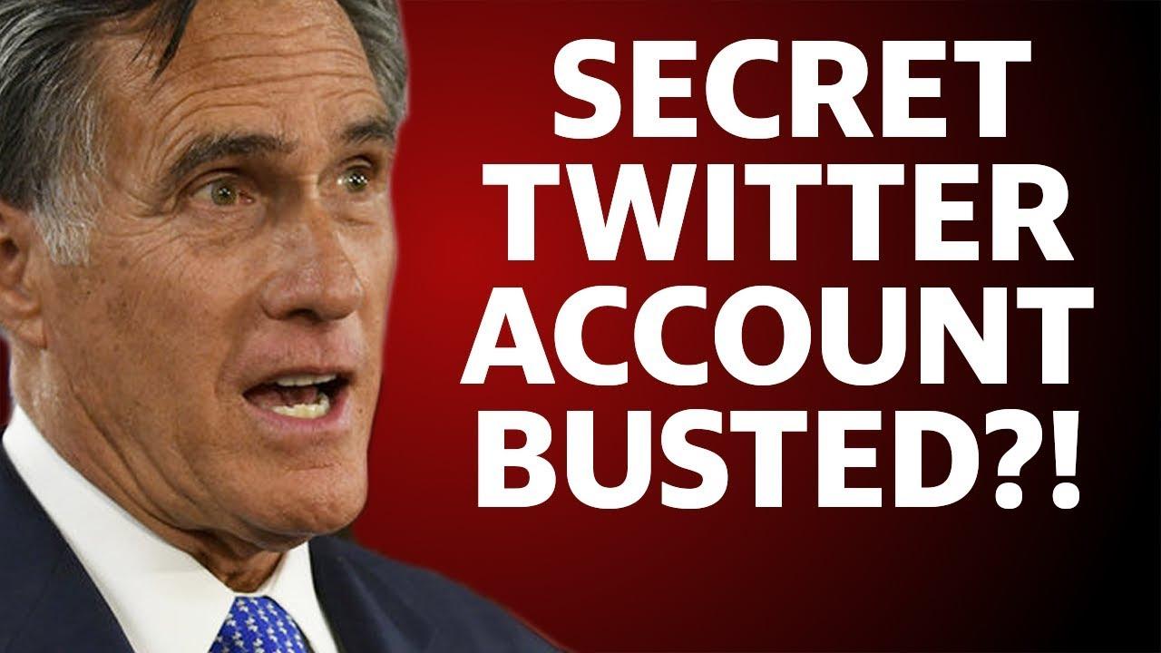 Romney says he's behind secret 'Pierre Delecto' Twitter account