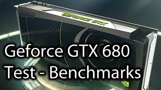 Nvidia Geforce GTX 680 - Test / Review mit Benchmarks und Unboxing