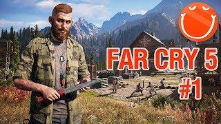 Far Cry 5 - #1 - Стрим
