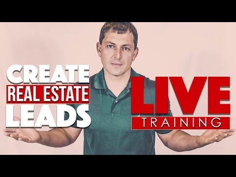 Create Real Estate Leads Circle Prospecting