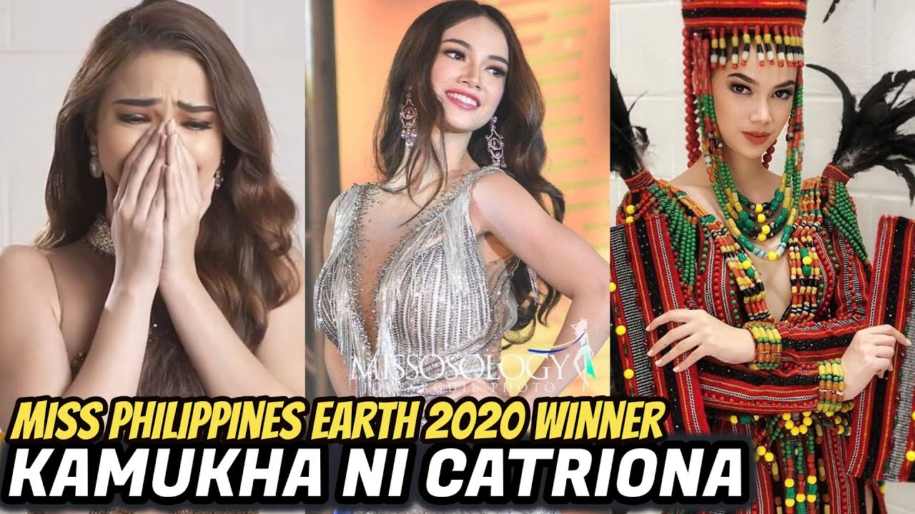 NANALO Kamukha ni Catriona! Miss Philippines Earth 2020 Roxanne Allison Baeyens