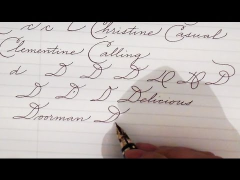 how to write a s in cursive Cursive writing is an art that has a rich history this page contains two services, one will help you see how the cursive letters are written and the other will help you write in cursive font in your computer.