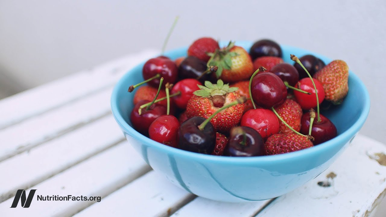 Berries for Inflammation and Osteoarthritis Treatment