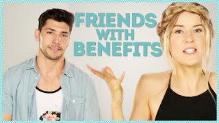 FRIENDS WITH BENEFITS w/ yomuscleboii & Meghan Rienks