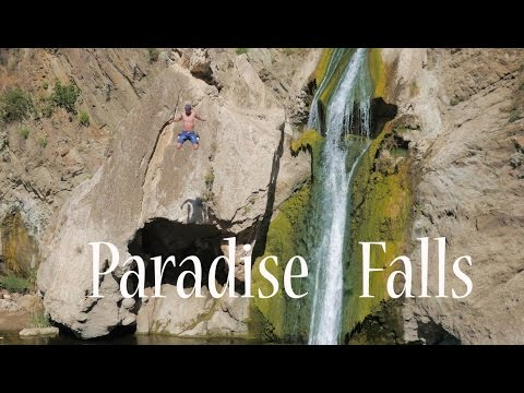 Paradise Falls | Thousand Oaks | Southern California Hikes
