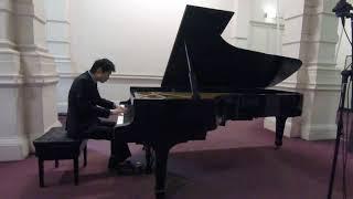 J.S.Bach BWV849 en ut diése mineur