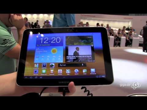 IFA 2011 - GIGA Hands-on Samsung Galaxy Tab 8.9 LTE