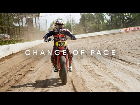 Shayna Texter's Rise To The Top Of American Flat Track | Change Of Pace