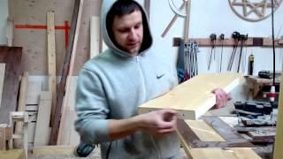 видео Скрип деревянной лестницы