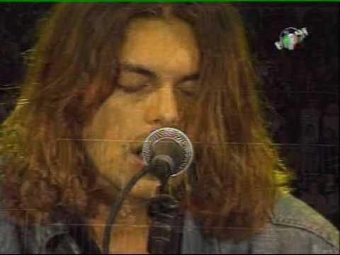Gianluca Grignani - Falco a Metà (Live Radio Italia 1996)