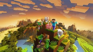 Playing on my friend's Minecraft Realm!!! - Minecraft Gameplay #3  w/ friends