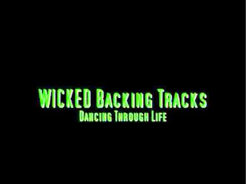 WICKED The Musical ~ Backing Tracks Dancing Through Life