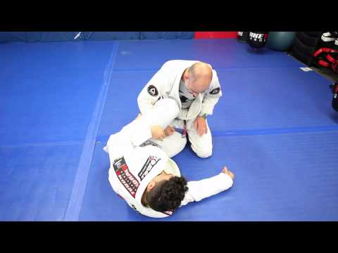 Knee Slice Pass from Knee Shield: Soulcraft Jiu Jitsu's Technique Tuesday