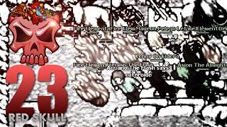 RED SKULL VACILÃO #23