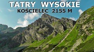 TATRY WYSOKIE - Kocielec 2155 M 09082015