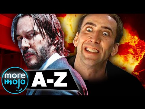 Action Movies from A to Z