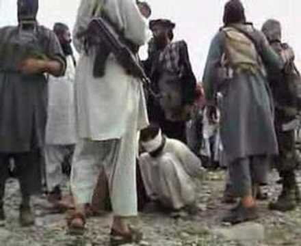 Taliban Execute 2 Afghans Publicly