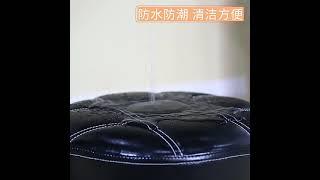 편한 앉은뱅이바퀴의자 이동식 낮은의자 현장 사무실 청소…