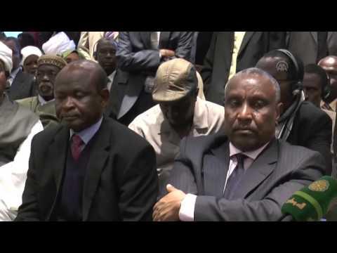 Sudan peace talks in Ethiopia