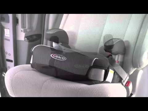 Graco Backless Turbo Booster Seat