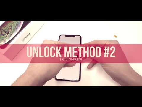 How to Unlock iPhone XS Max - 2 Different Ways to Unlock Network AT&T, T-Mobile, Sprint, Verizon