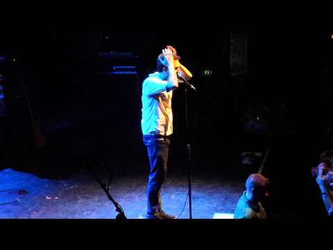 Frank Turner - The Ballad of Me and My Friends - Chicago 10/29/13