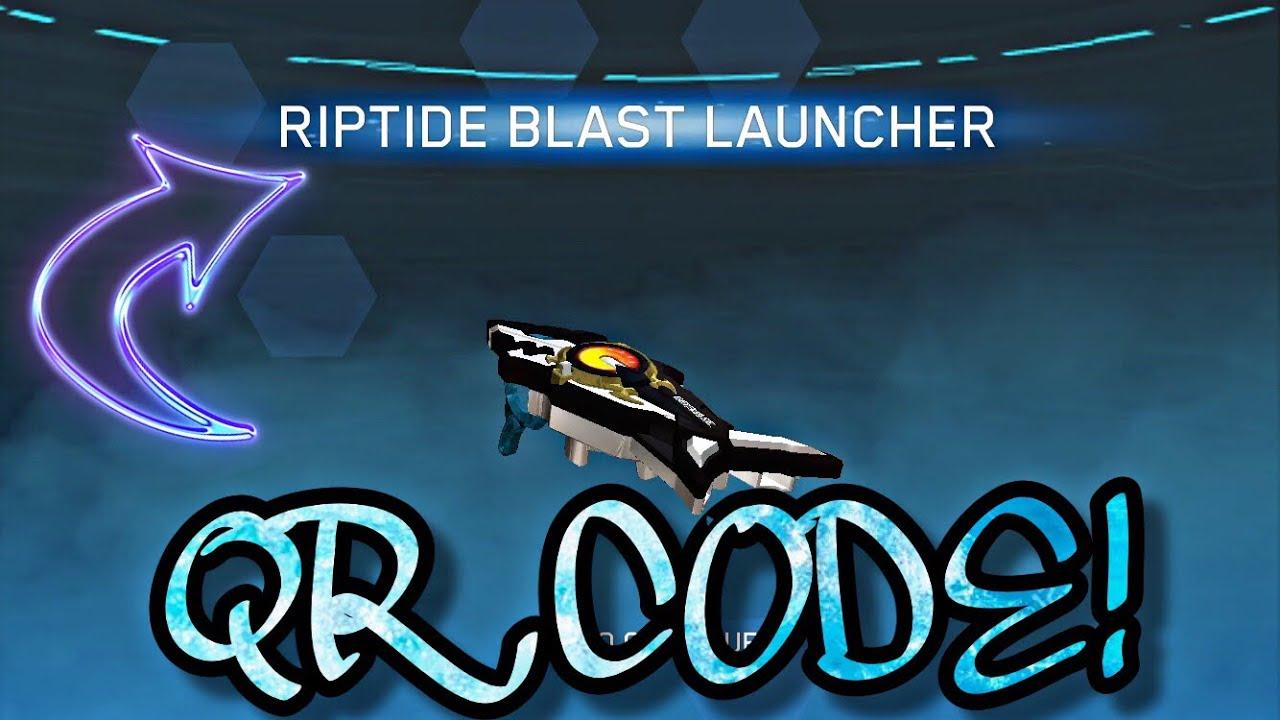 Codes Turbo All Beyblade Burst Qr
