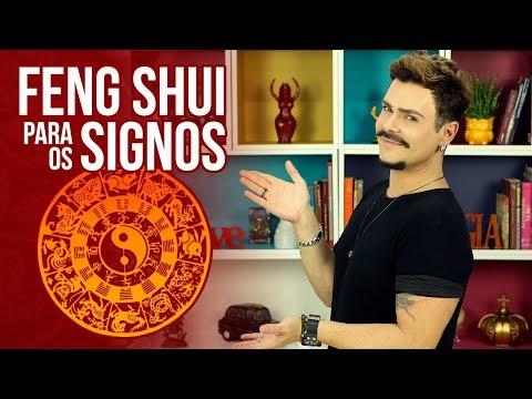 FENG SHUI PARA OS 12 SIGNOS