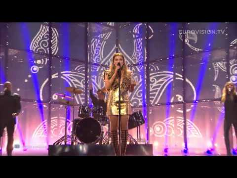 Molly - Children Of The Universe (United Kingdom) 2014 LIVE Eurovision Grand Final