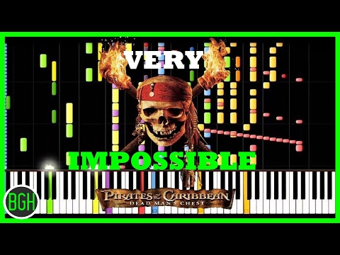 He's a Pirate - VERY IMPOSSIBLE REMIX