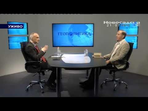 Geopolitika 2  maj gost Zoran Buljugić