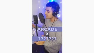 """""""Arcade"""" by  Duncan Laurence but with a twist"""