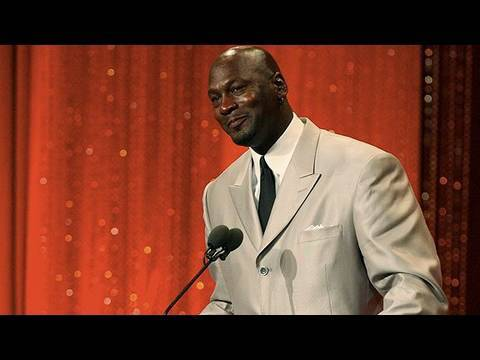 Jerry Reinsdorf and Tyrus Thomas on Michael Jordan