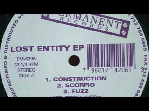 Joey Beltram - Lost Entity EP - Fuzz (A3)