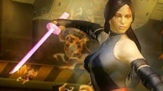 Marvel: Ultimate Alliance 2 - Psylocke Character Gameplay Vignette   HD