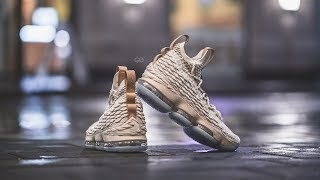 Review & On-Feet: Nike LeBron 15