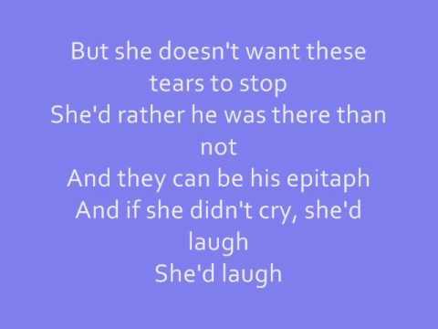 Nik Kershaw - These Tears Lyrics