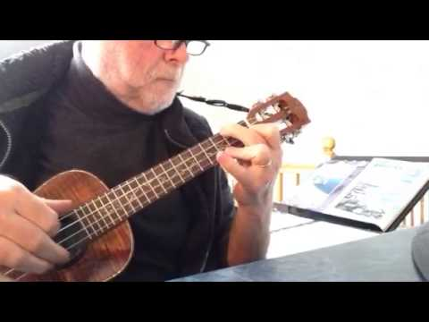 For The Good Times -Solo Ukulele - Colin Tribe on LEHO