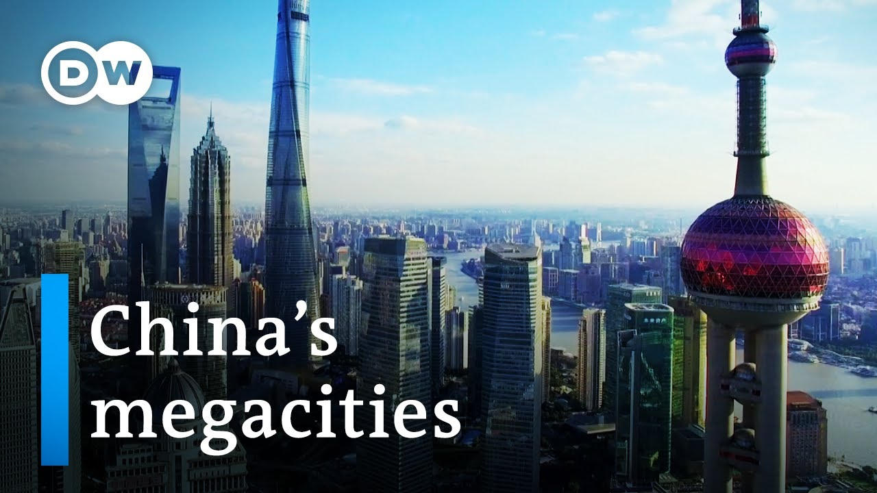 Download China's competition for living space | DW Documentary