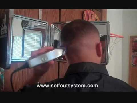 How to give yourself a fade haircut with the self cut system youtube how to give yourself a fade haircut with the self cut system solutioingenieria Images