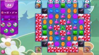 Candy Crush Saga Level 3184 (NO BOOSTERS) screenshot 4