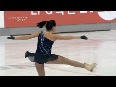 Elizaveta Tuktamisheva  Gopher Mambo, 엘리자베타 툭타미셰바, 20131206
