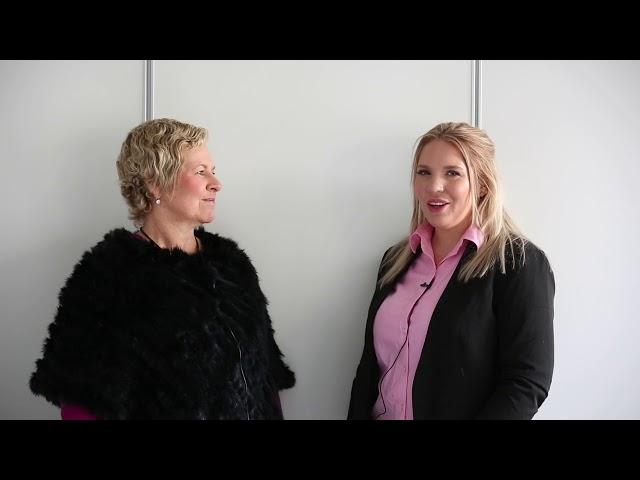 Holm rekrytering möter lönespecialist konsulten Micaela Olsson