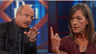 Dr. Phil To Guest: 'You Engage Others In Really Combative Exchanges'
