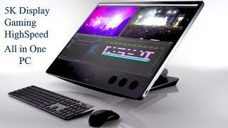 TOP 5 All In One  PC 2019 (AIO) Hi Performance and Gaming Desktop PC