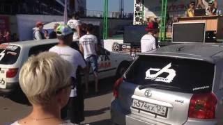 Чемпионат Сибири в Новосибирске 2016 db drag. Финал SST 1-2