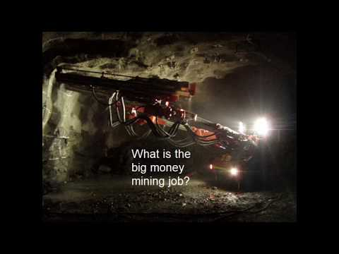 The $1500 A Day Mining Job Most People Don't Know About