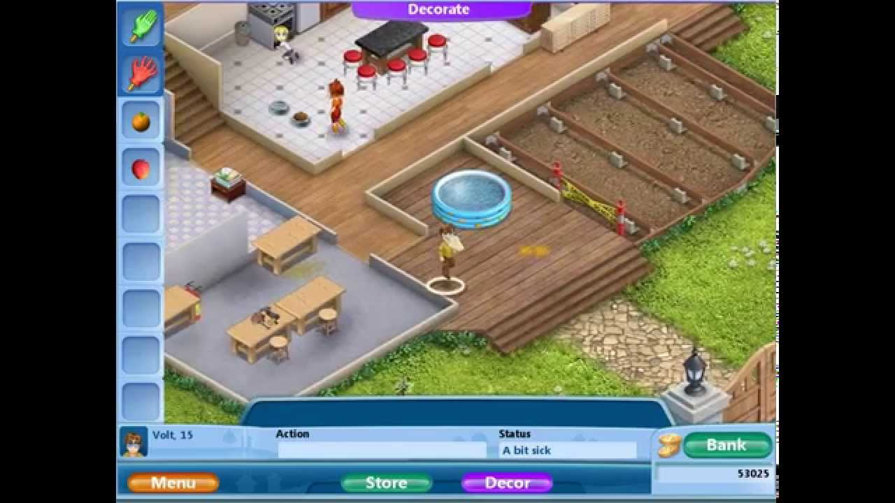 Virtual Families 2 Our Dream House Novocom Top
