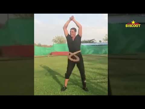 Real stunts of khiladi kumar(Akshay Kumar)